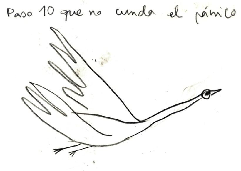 aprenda a volar, por fin 11