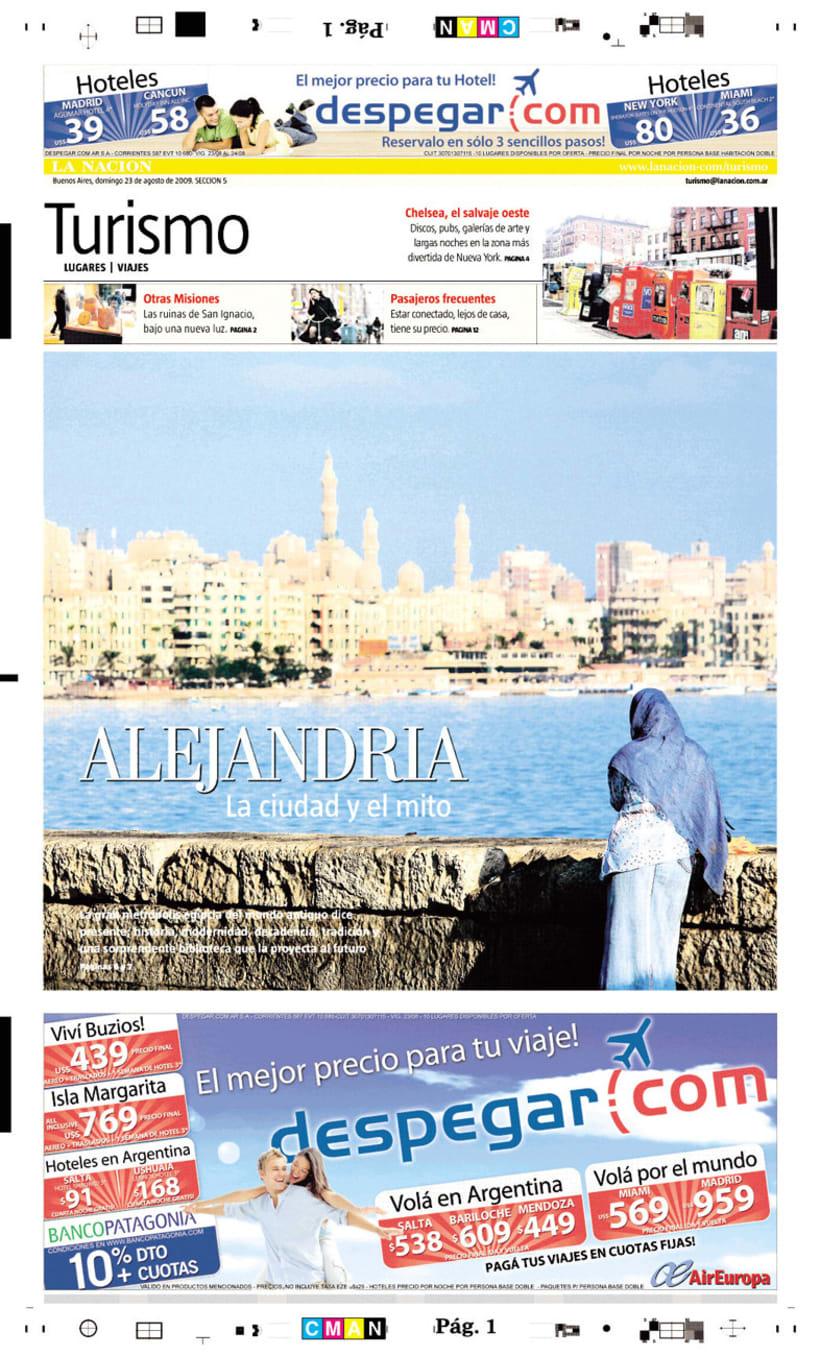 Diario La Nación, Suplemento de Turismo 5