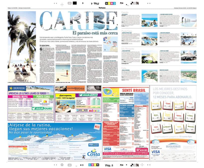 Diario La Nación, Suplemento de Turismo 6