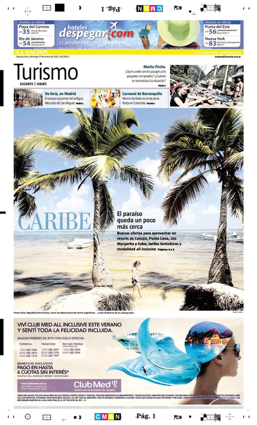 Diario La Nación, Suplemento de Turismo 7
