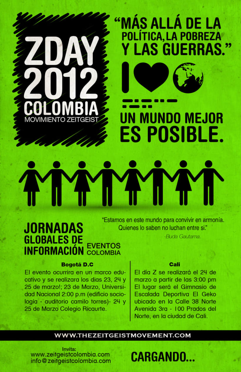 ZDAY 2012 Colombia 2