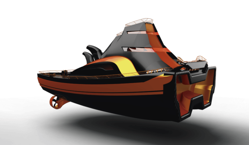 Svitzer Corsair 21