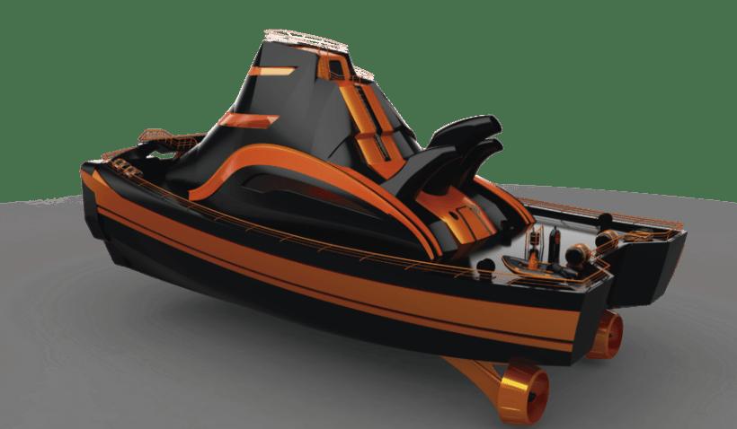 Svitzer Corsair 14