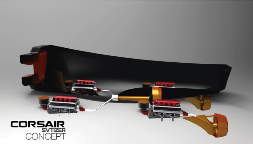 Svitzer Corsair 13