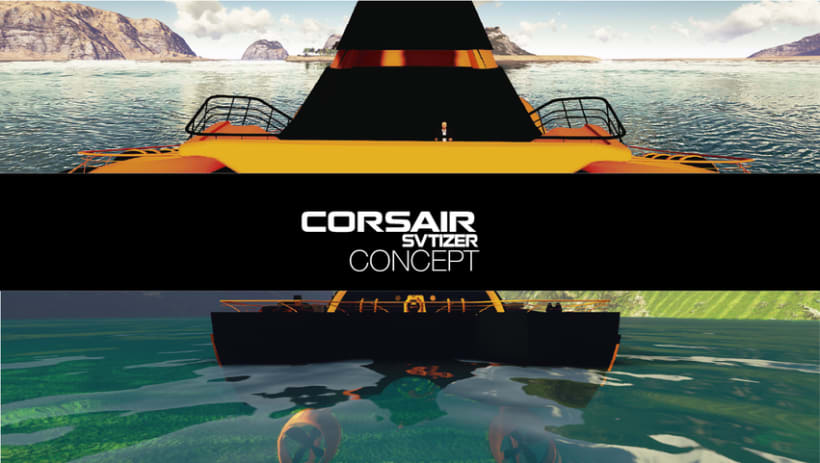 Svitzer Corsair 12