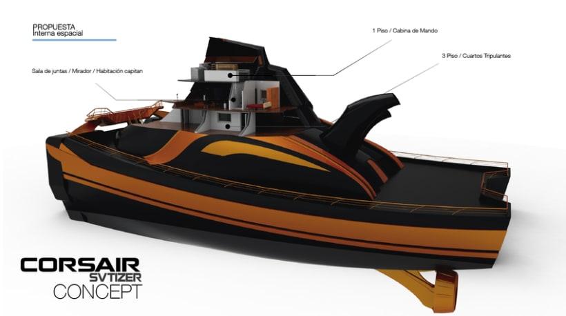 Svitzer Corsair 8