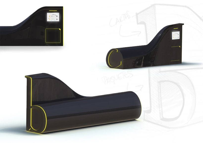Buz n 2062 domestika for Mobiliario urbano tipos