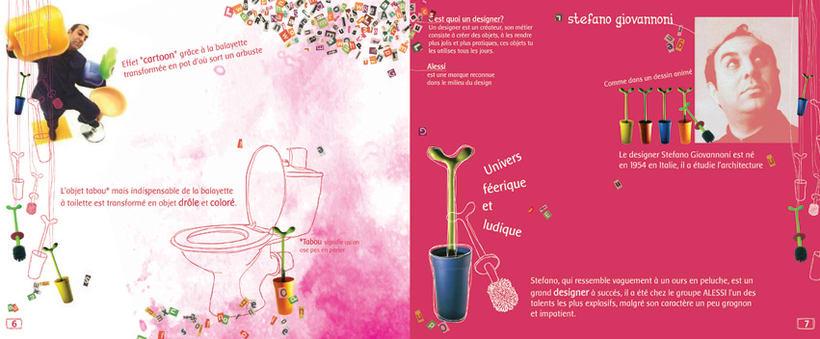 Colección ludica de libros para niños Kezako design ? 11