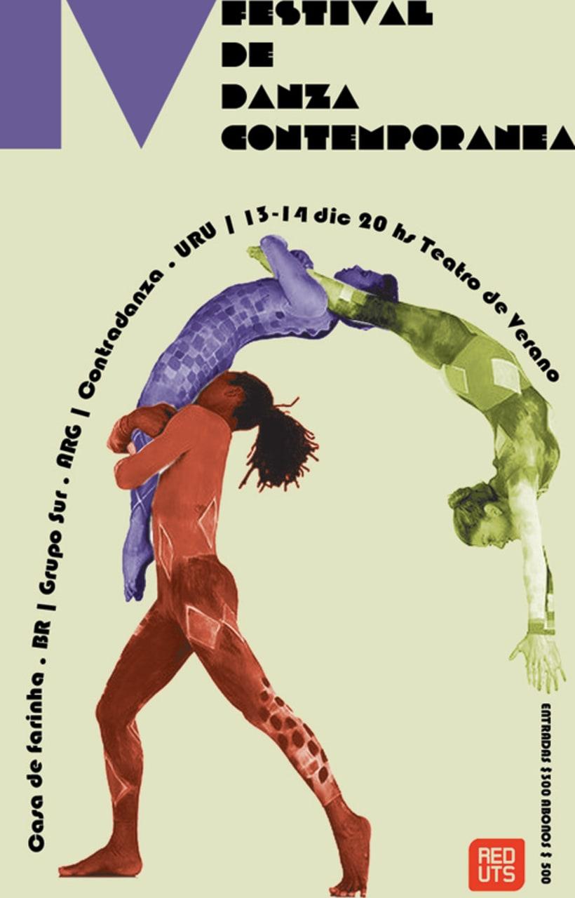 IV Festival de Danza Contemporánea 1