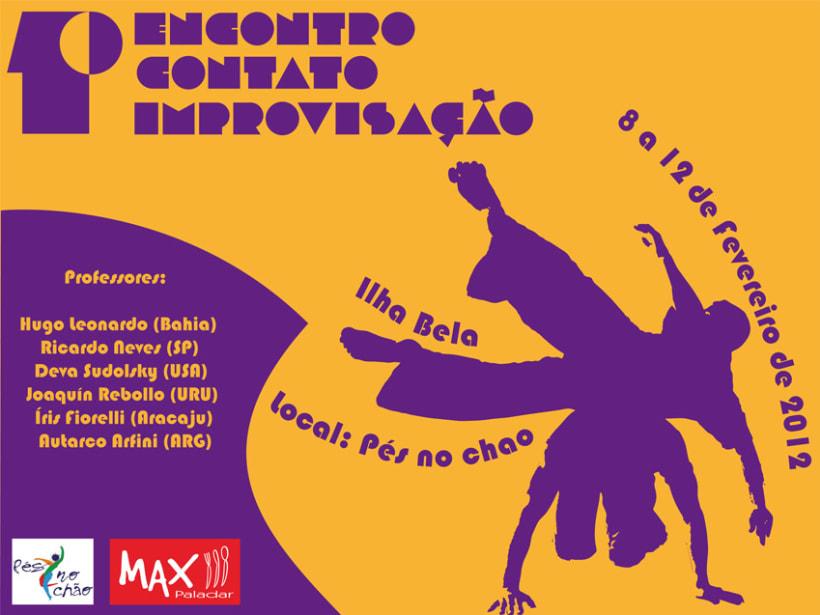 1er Encontro Contato Improvisaçao 3