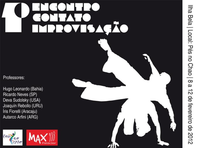 1er Encontro Contato Improvisaçao 4
