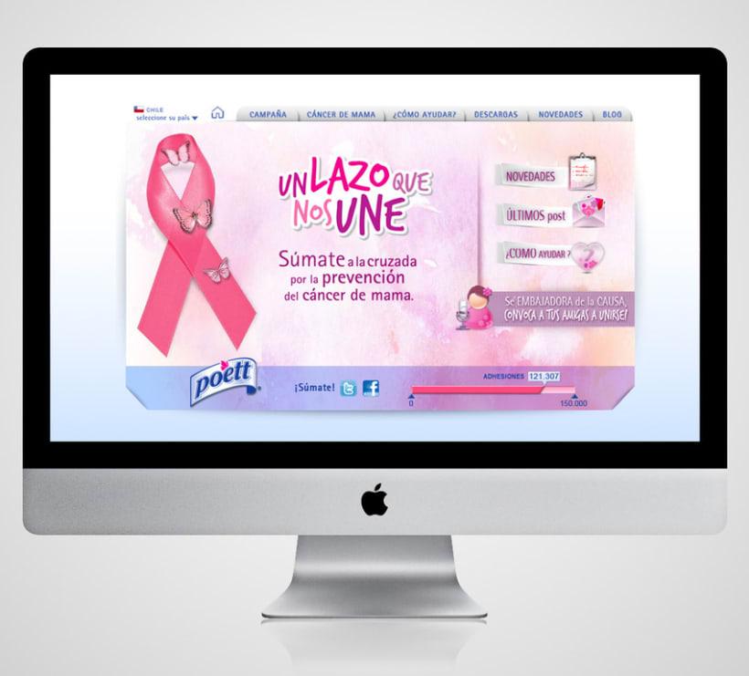 Diseño Web para theLINE 5