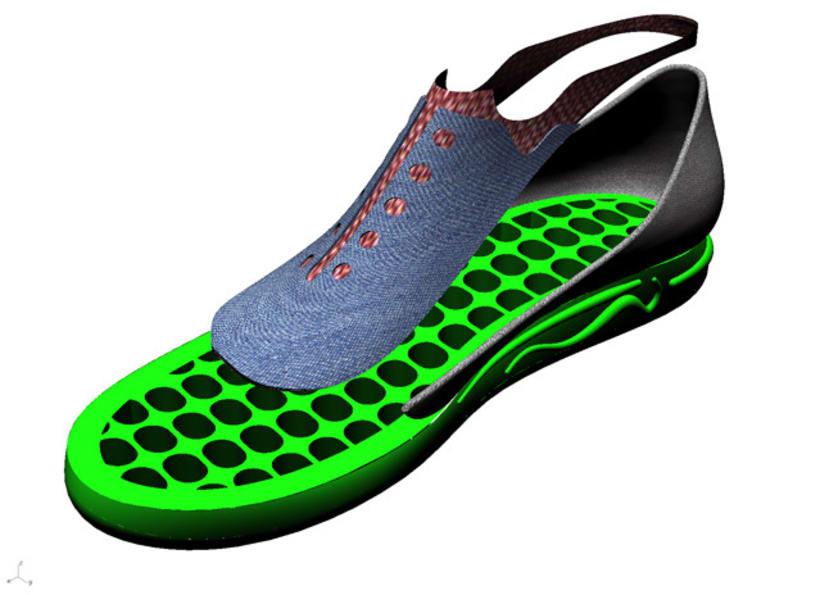 Diseño de zapatilla 5