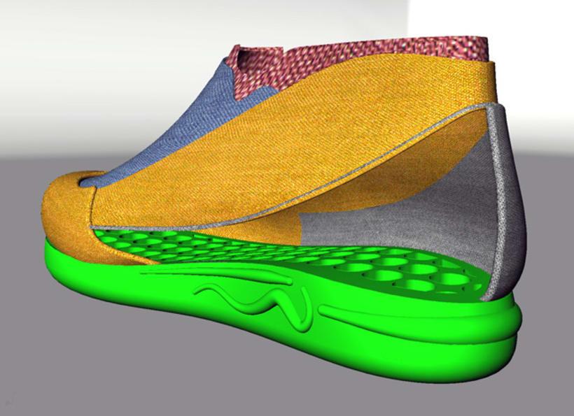 Diseño de zapatilla 6