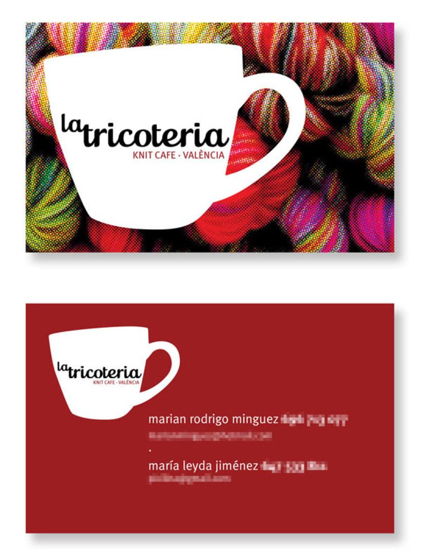 La Tricoteria Knit Cafe 3
