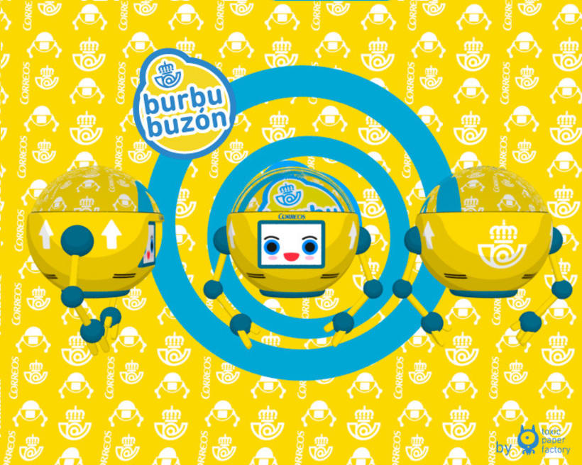 burbubuzón 8