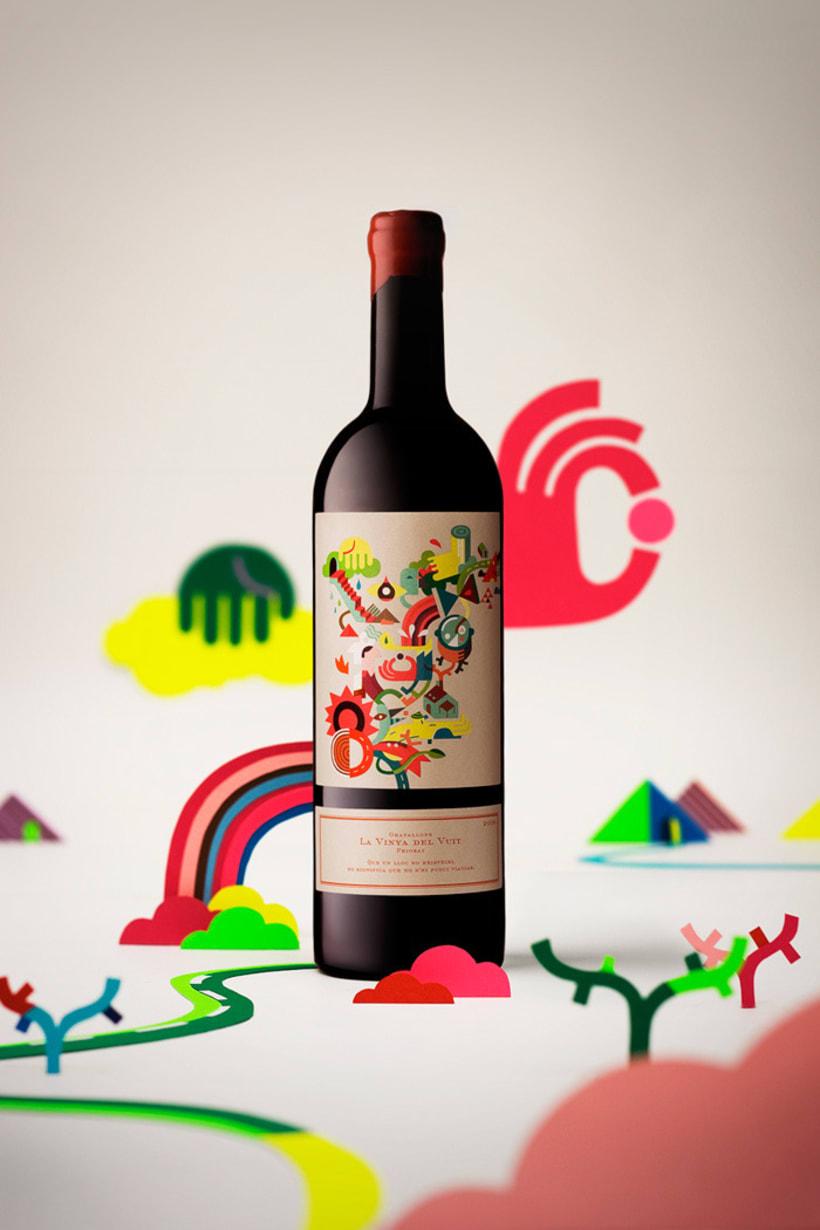La vinya del 8 1