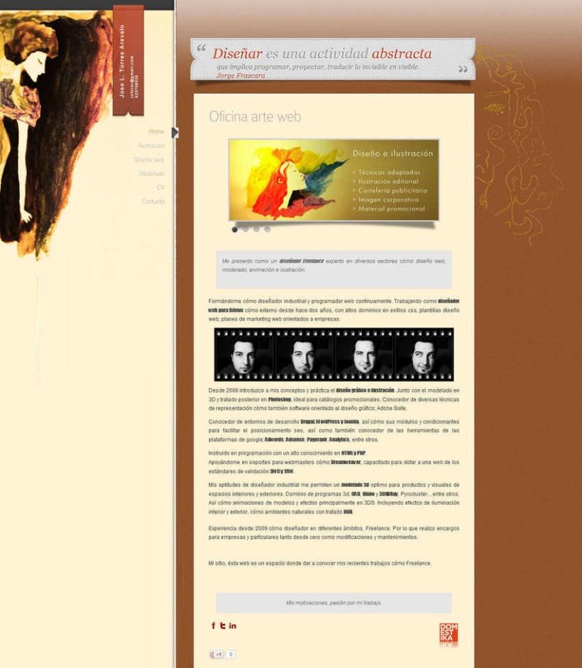 Web Oficina Arte 2