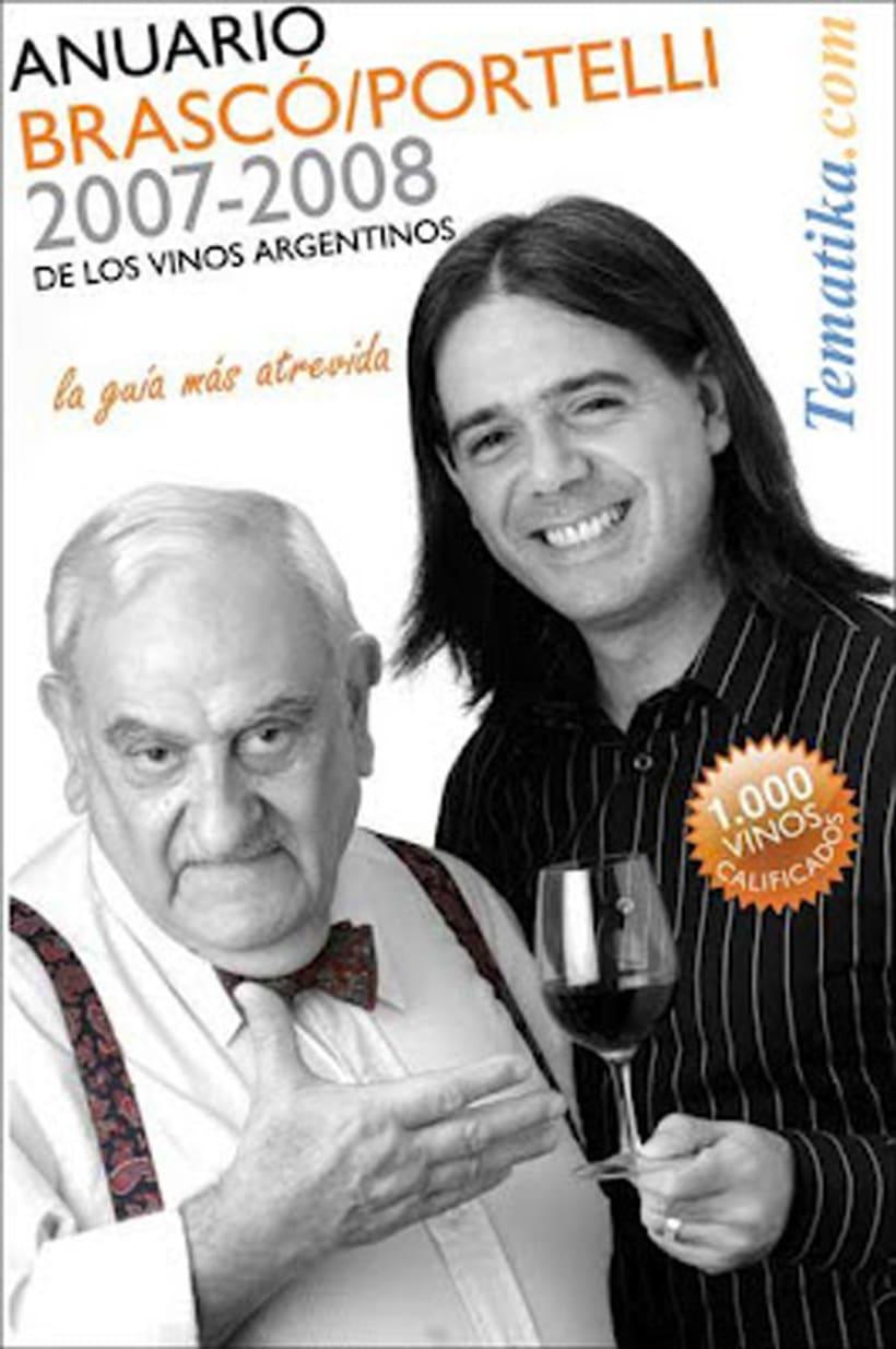 Anuario Brasco / Portelli 2007-2008 1