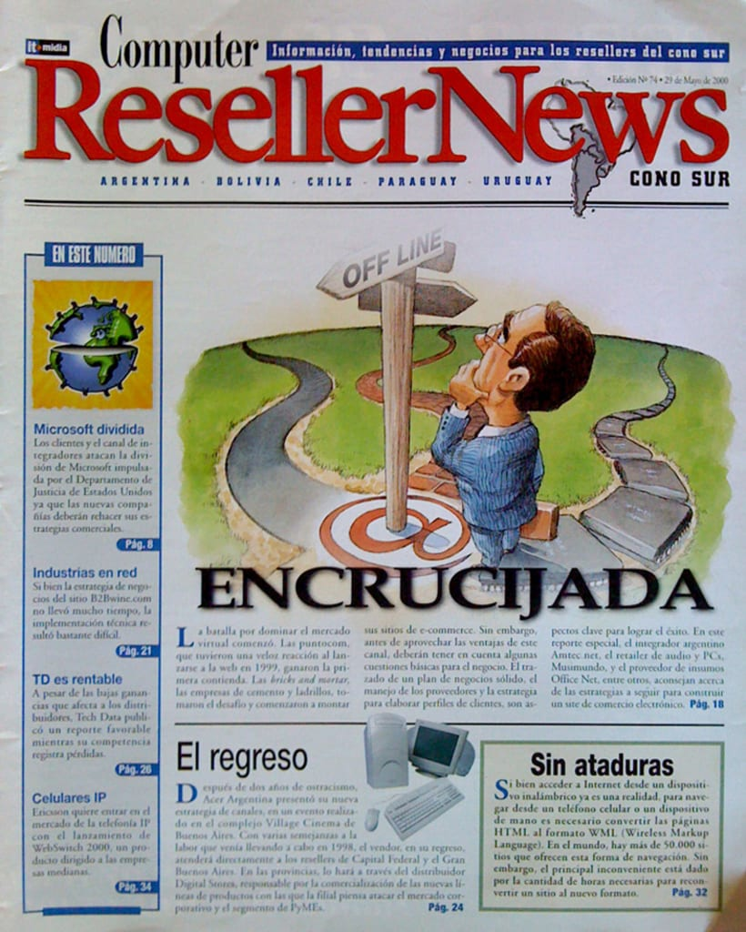 Editorial It Midia (Brasil), Computer Reseller News 2