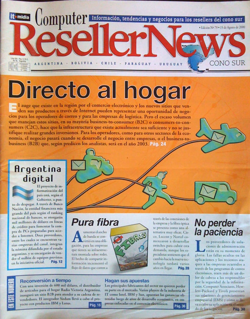 Editorial It Midia (Brasil), Computer Reseller News 3