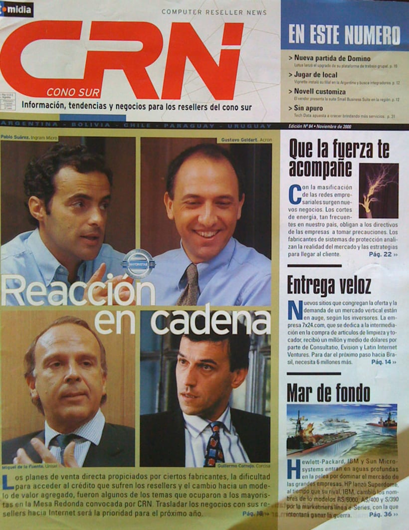 Editorial It Midia (Brasil), Computer Reseller News 5