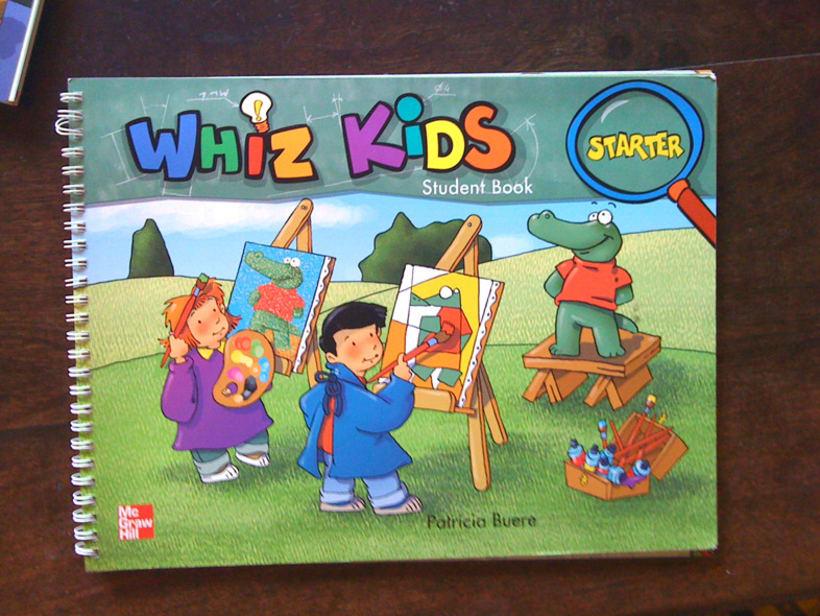 Mc Graw Hill, Manual de ingles, Whiz Kids 2