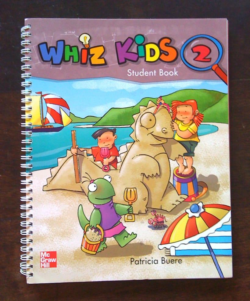 Mc Graw Hill, Manual de ingles, Whiz Kids 6