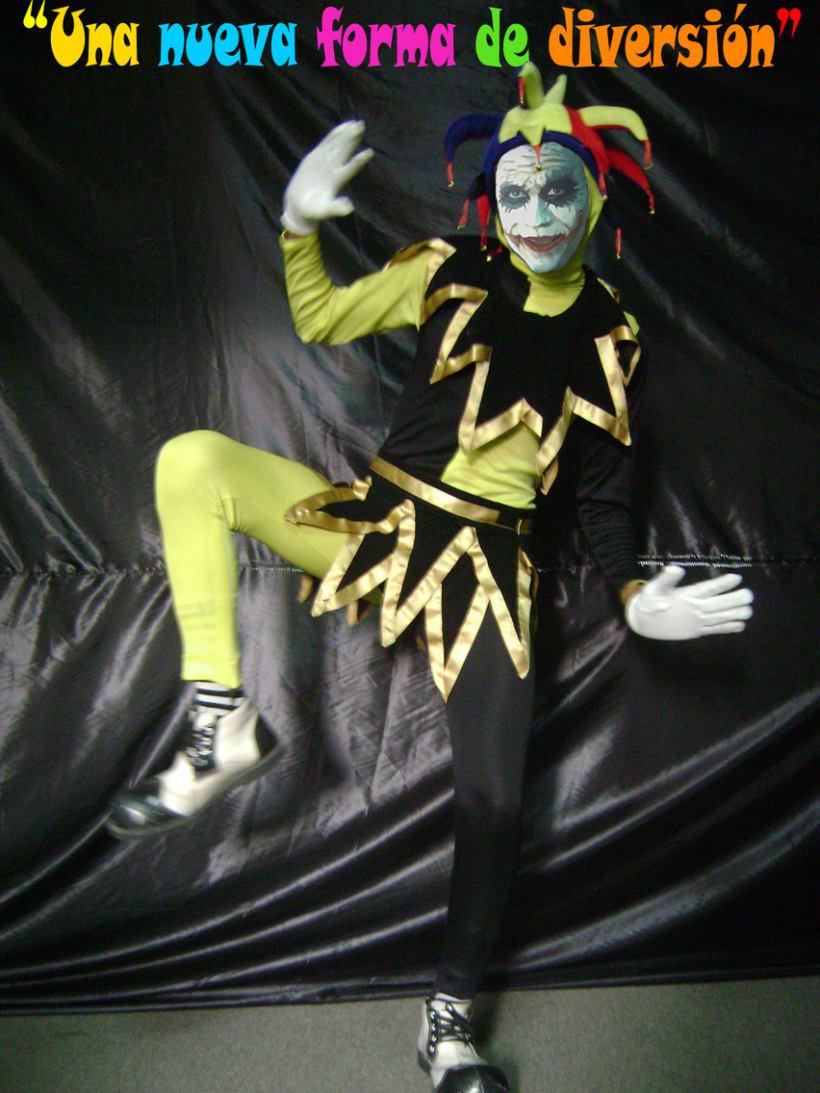 "Campaña "" Cambio de imagen villanos"" 2"