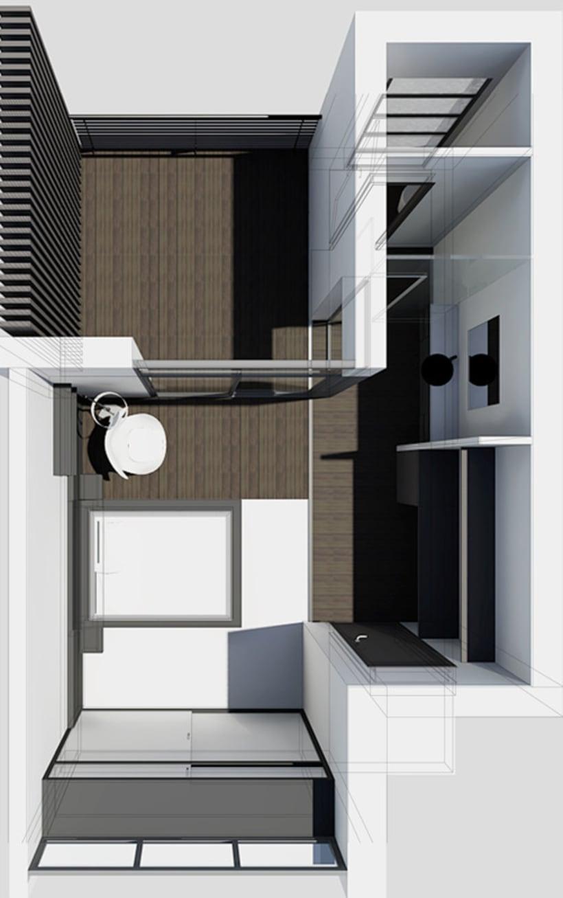 Aparthotel en Amposta 3