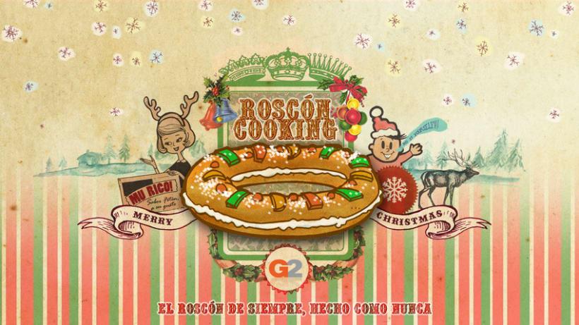 Roscón Cooking 1