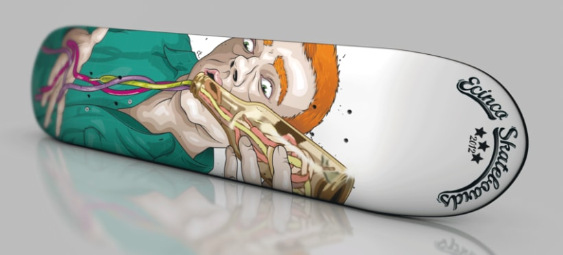 E5 Skateboard 4