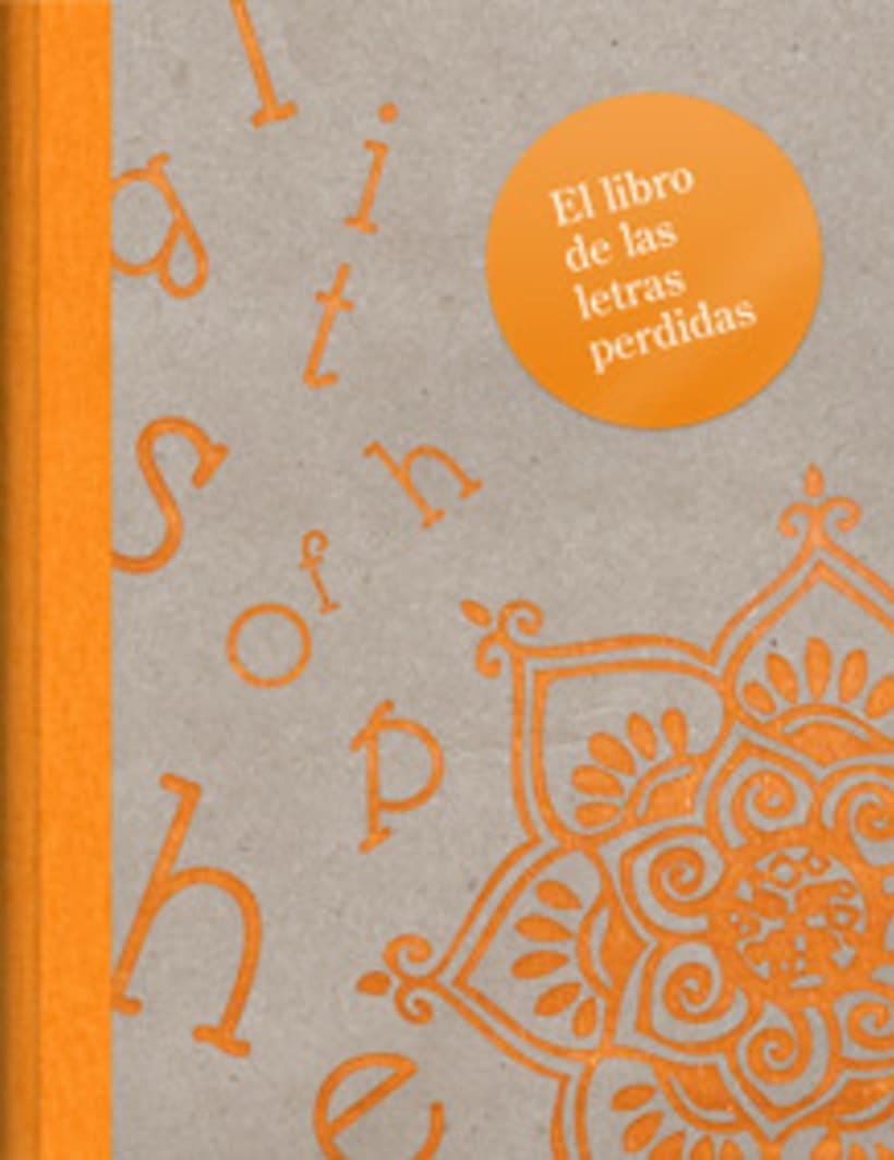 El libro de las letras perdidas 3