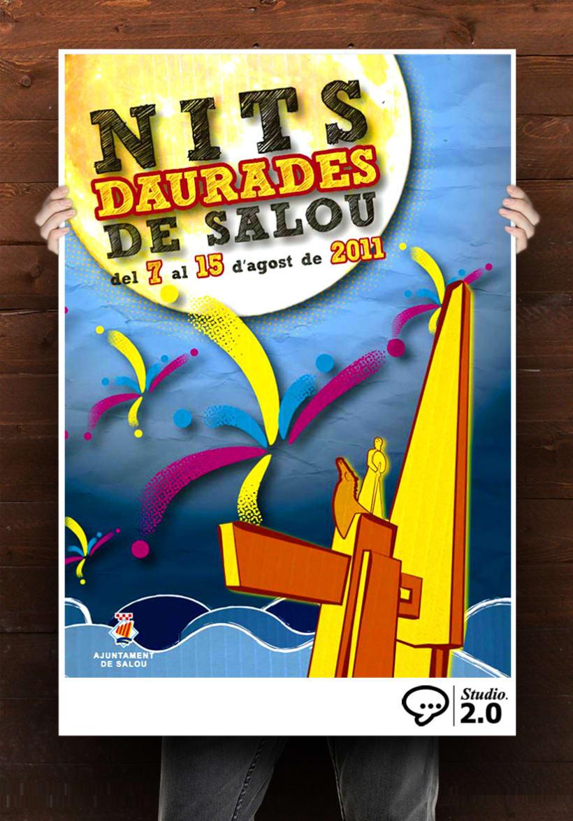 NITS DAURADES DE SALOU 2011 2