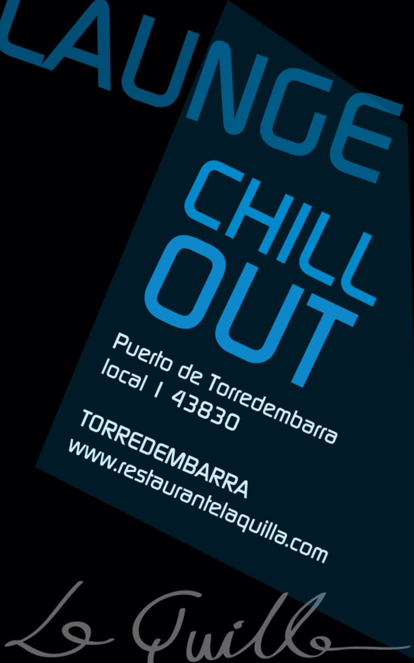 Targeta chill out 2