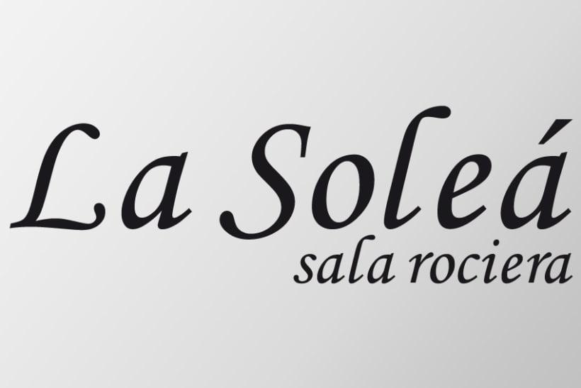 La Soleá (Sala Rociera) 1