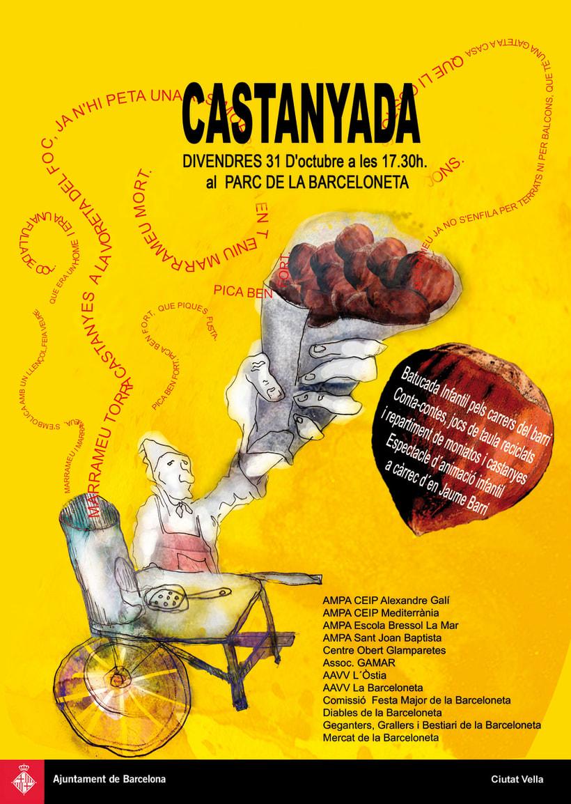 Castanyada 2008 2