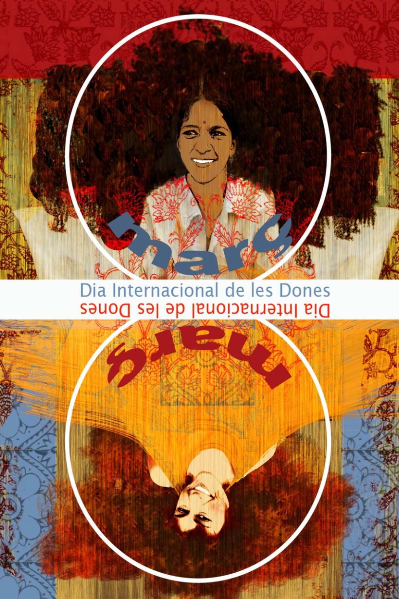 Día internacional de les Dones 2