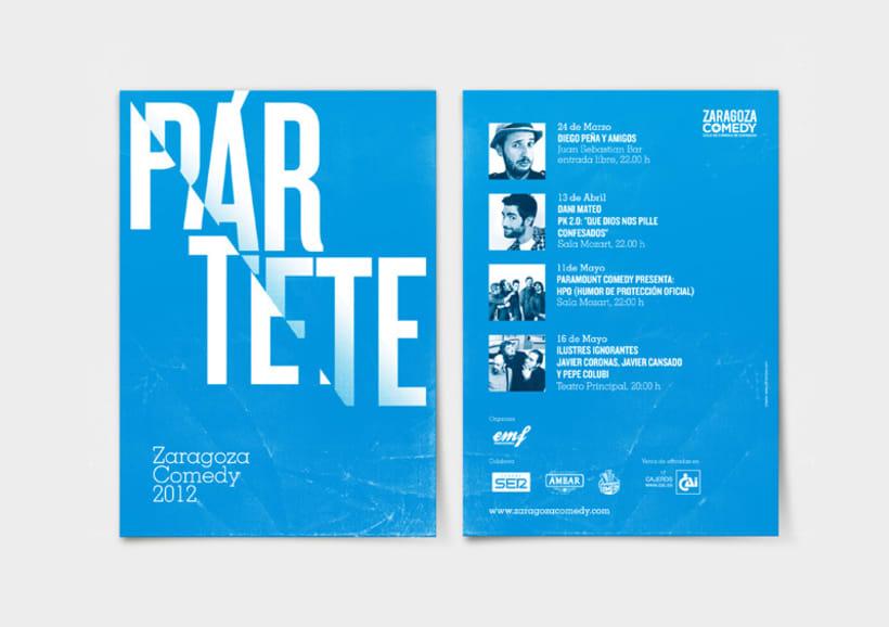 Zaragoza Comedy 2012 3