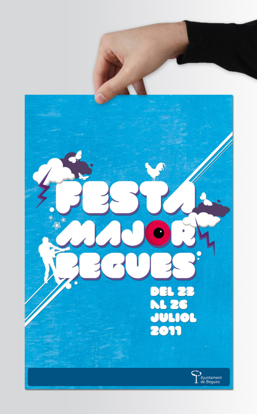 Fiesta Mayor Begues 1