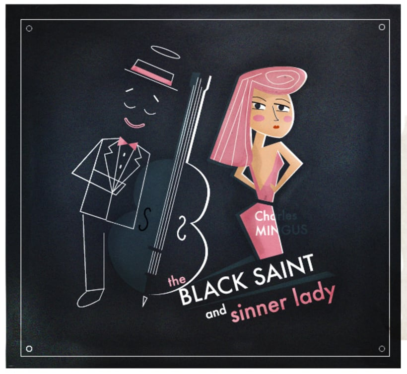 The black saint and sinner lady 1