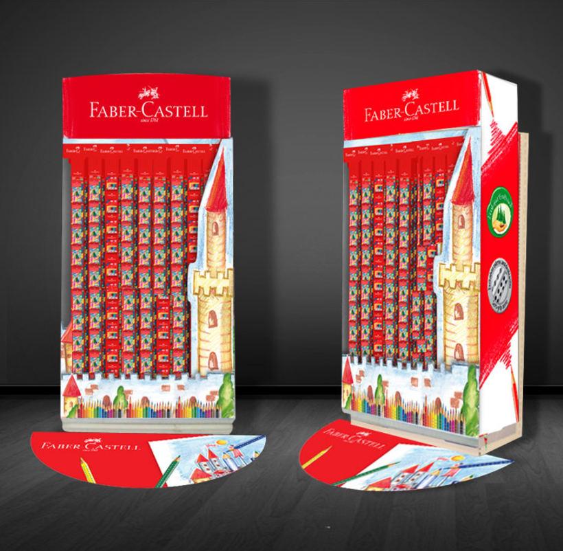 FABER-CASTELL  punto de venta 4