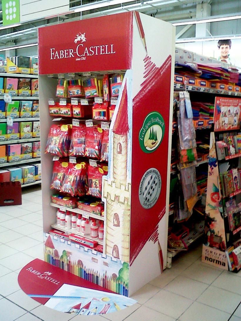 FABER-CASTELL  punto de venta 3