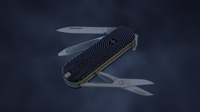 Victorinox Leaving a Trace in Time 3