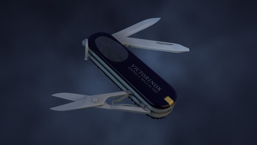 Victorinox Leaving a Trace in Time 4