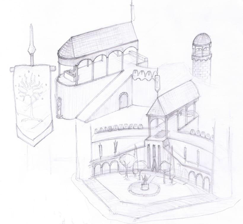 Arquitecturas imaginadas 2
