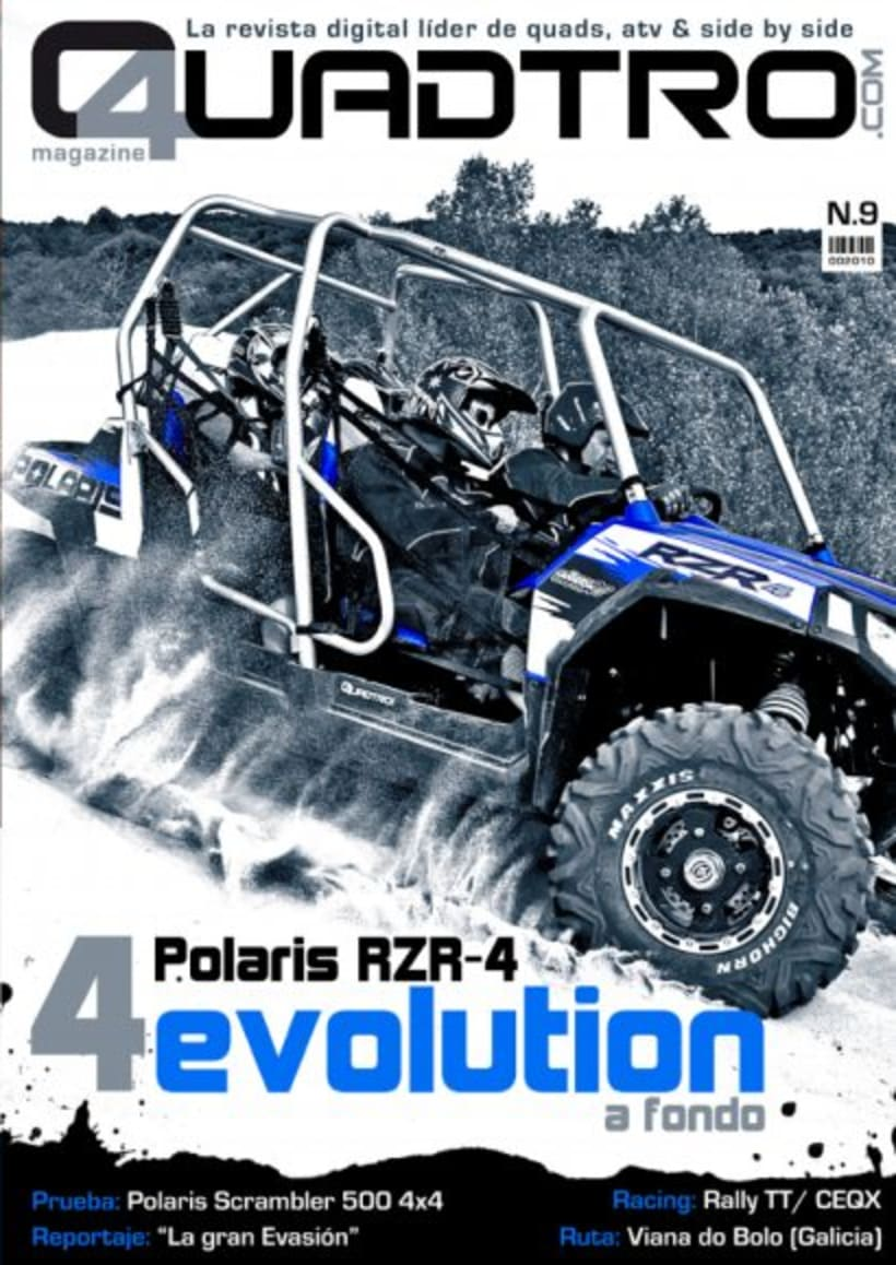 Quadtro magazine 1