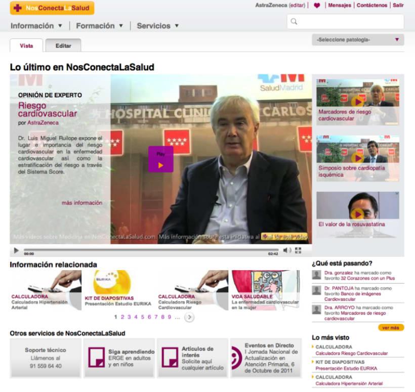 Proyectos Web. Redes Sociales  2