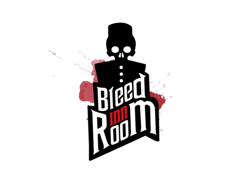 Bleed Inn Room (Hotel del terror) 1