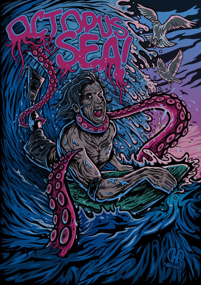 Octopus Sea! 1